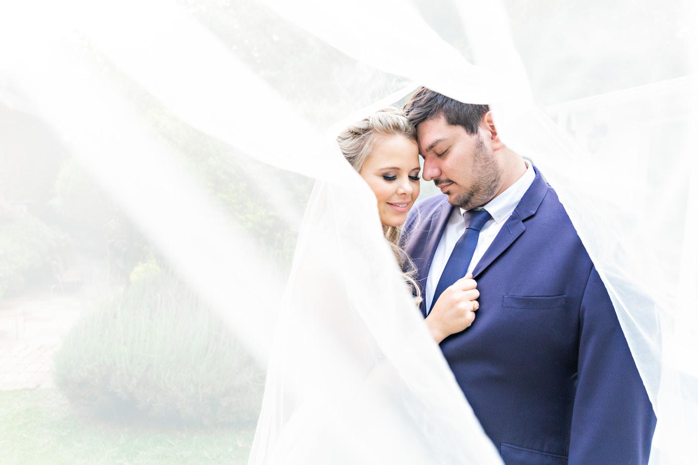 George & Mandie wedding