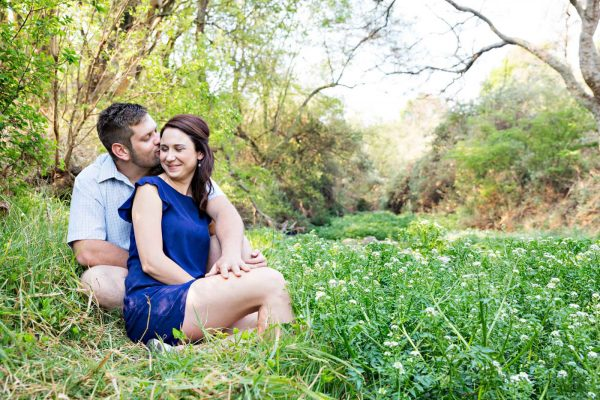Adele & Attie engagement shoot