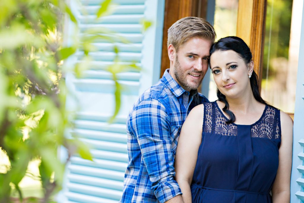 Melissa & Jonathan | Engagement shoot