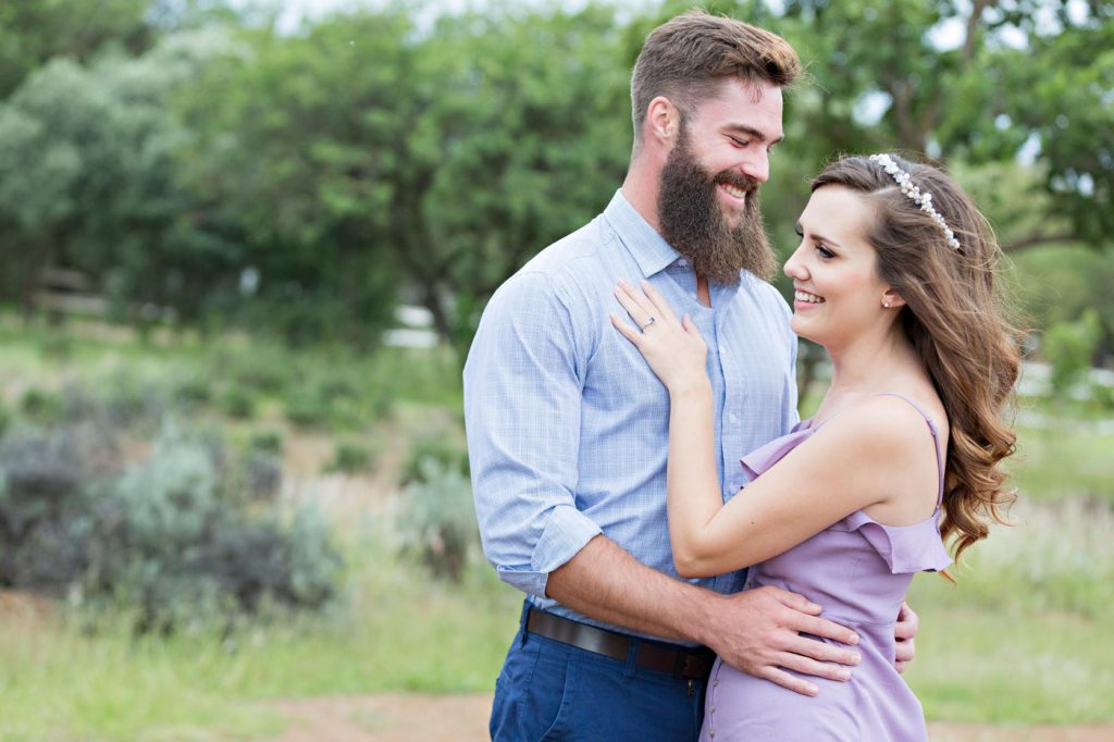 Chanelle & Cobus | Engagement shoot