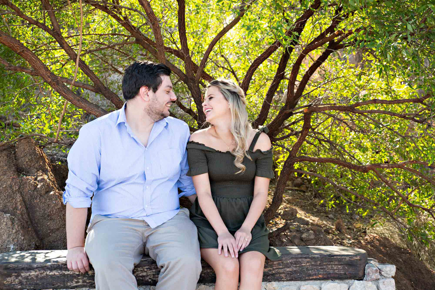 E – Mandie & George blog