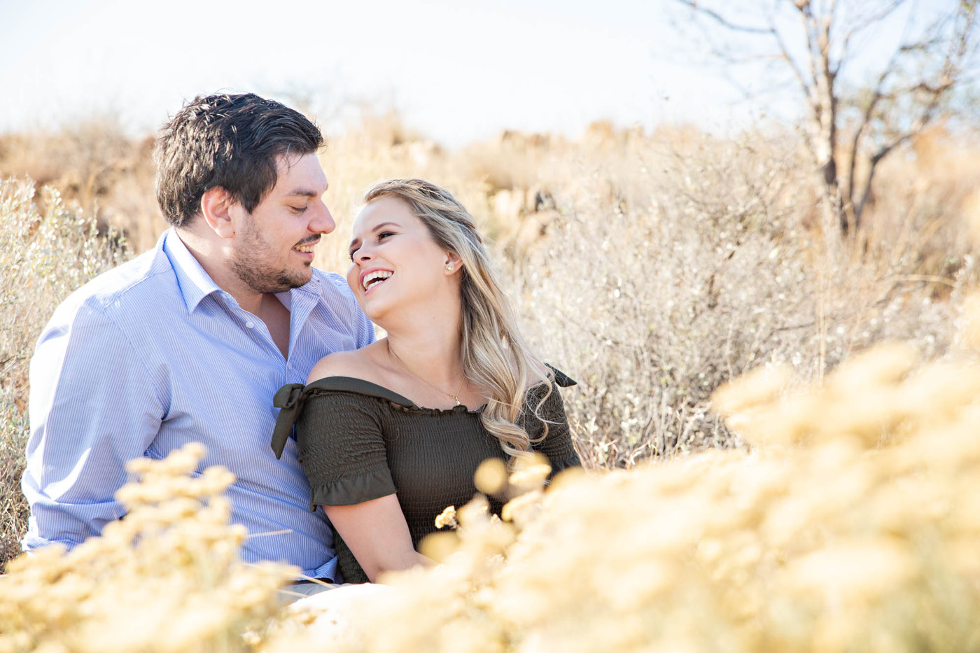 Mandie & George | Engagement shoot